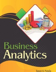 2012 Business Analytics Books - Great Lakes