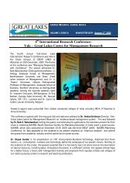 Newsletter-Volume 1 Issue 14,Great Lakes Institute of Management