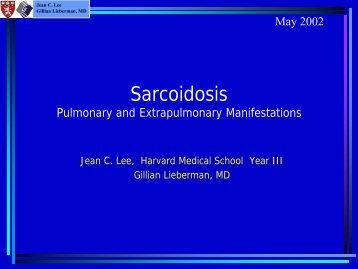 Title of Presentation - Lieberman's eRadiology Learning Sites