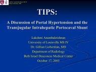 Portal Hypertension- Etiologies