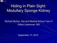 Medullary Sponge Kidney - Lieberman's eRadiology Learning Sites ...