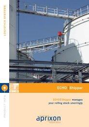 Echo|shipper - APRIXON Information Services Gmbh
