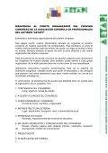 documento de ayuda para la organización de un congreso ... - Aetapi - Page 2