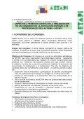 documento de ayuda para la organización de un congreso ... - Aetapi - Page 3