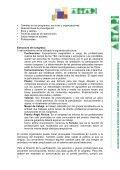 documento de ayuda para la organización de un congreso ... - Aetapi - Page 4