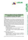 documento de ayuda para la organización de un congreso ... - Aetapi - Page 6