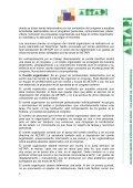 documento de ayuda para la organización de un congreso ... - Aetapi - Page 7