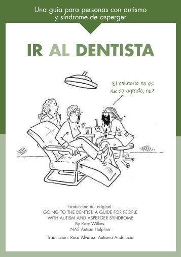 Ir al dentista: Una guía para personas con autismo y síndrome de ...