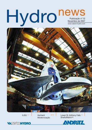 Publicação n° 12 Novembro de 2007