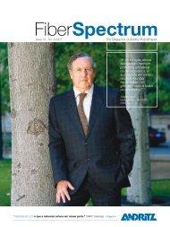FiberSpectrum - ANDRITZ Vertical volute pumps