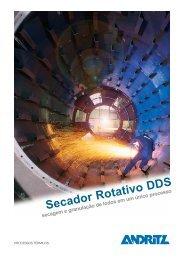 Secador Rotativo DDS