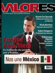 Revista Valores, Julio 2012