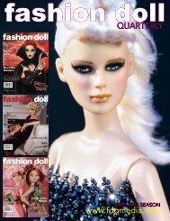 Advertise in FDQ - Fashion Doll Quarterly!