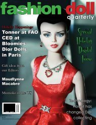 Special Holiday Digital Issue - Fashion Doll Quarterly!