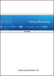 Kapittel 1 Visma Business 5.30
