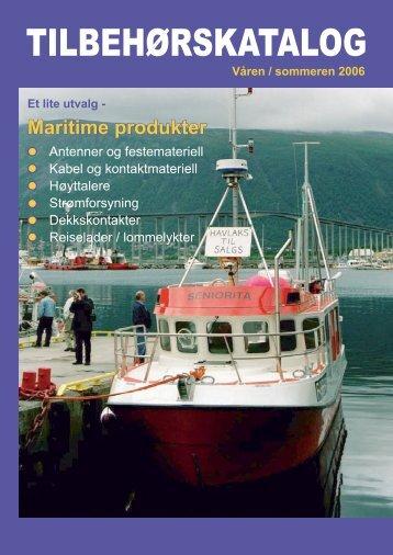 TILBEHØRSKATALOG - Holund Elektronikk AS