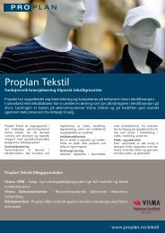 Proplan Tekstil - Office-adb