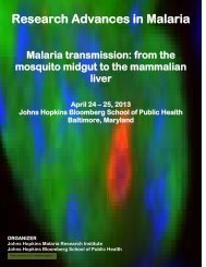 Conference Program - Johns Hopkins Malaria Research Institute ...