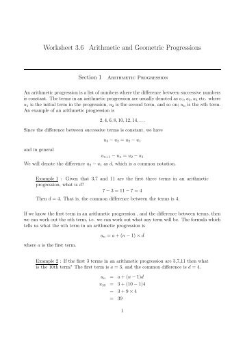 Worksheet 25 Arithmetic With Surds