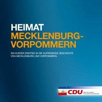 als PDF herunterladen - CDU-Landtagsfraktion Mecklenburg ...
