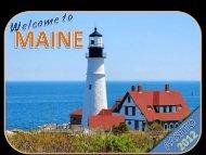 Maine Welcome -Van Note