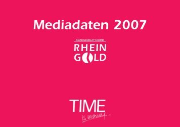 Mediadaten 2007 - Solidbase by Solidbase