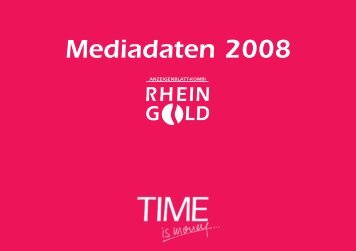 Mediadaten 2008 - Solidbase by Solidbase