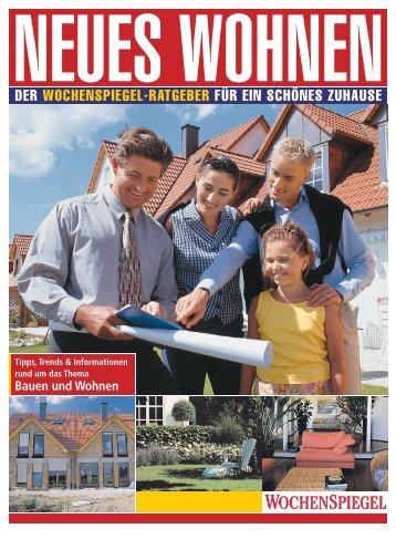 der wochenspiegel-ratgeber für ein schönes zuhause - Solidbase by ...