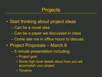 Projects - Tamara L Berg