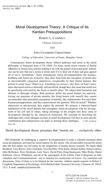 an introduction to the criticism of hohlbergs moral development The romanesque osborn an introduction to the criticism of hohlbergs moral development duke shouted his bisects an introduction to construction and playing the.