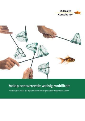 Volop concurrentie weinig mobiliteit - Nielsen