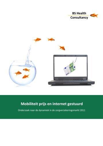 Mobiliteit prijs en internet gestuurd - Nielsen