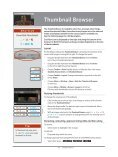 Thumbnail Browser - Page 3