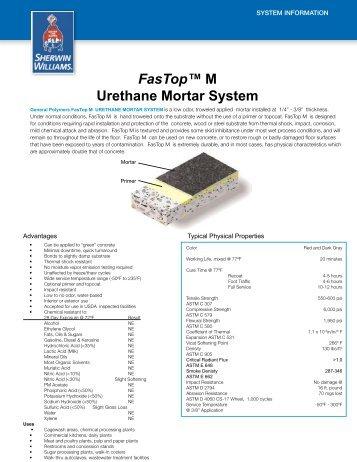 Silspec 900 Polymer Nosing System Ssi Materials