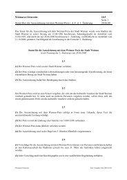 Weimarer Ortsrecht 10.5 Seite 1 Statut über die Auszeichnung mit ...