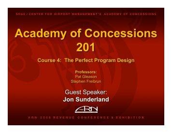 201-4 Jon Sunderland - Airport Revenue News Conference 2008