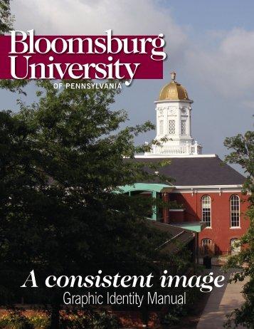 Publications Guide - Bloomsburg University