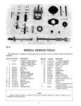 Spicer Axle Maintenance Manual Model 30 - Page 4