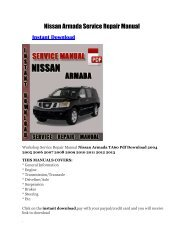 nissan primera p11 144 series 1999 2000 2001 2002 service manual repair manual pdf