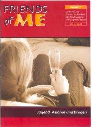 7. Ausgabe - Jänner 2003 - Stiftung Maria Ebene