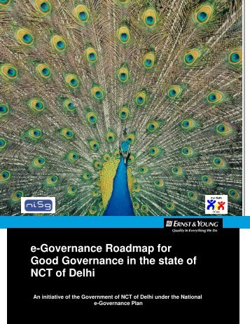 e-Governance Roadmap for Good Governance in the state of NCT of ...