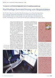 Bio Planète - aps - Alternative Printing Services