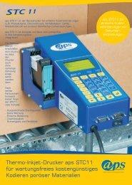 Download Broschüre - aps - Alternative Printing Services