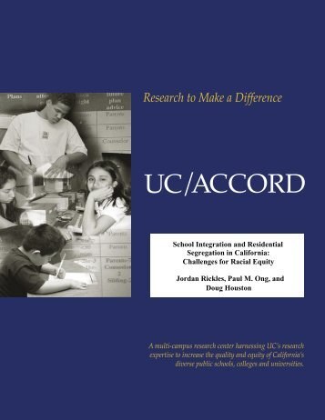 Download PDF version - UC/ACCORD - UCLA