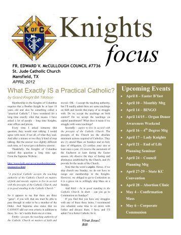 April 2012 Newsletter - UKnight Interactive