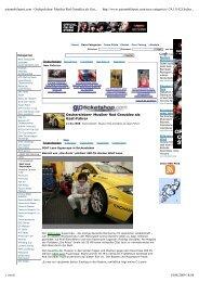 Automobil Sport - Das Die Ärzte Archiv