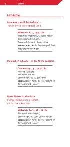 VorOrt - Katholische Erwachsenenbildung Kreis Ludwigsburg eV - Seite 4