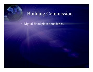 Building Commission - Evansville Courier & Press