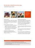 Gezielter Versicherungsschutz für Landwirte. - Firmenkunden - Seite 7