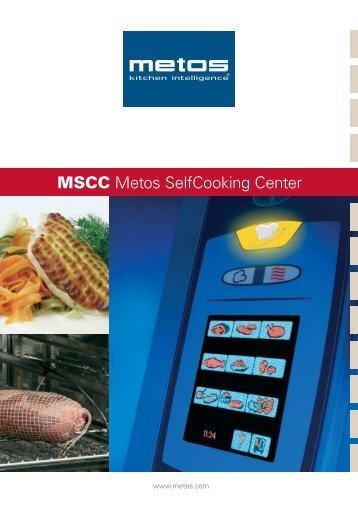 MSCC Metos Selfcooking Center